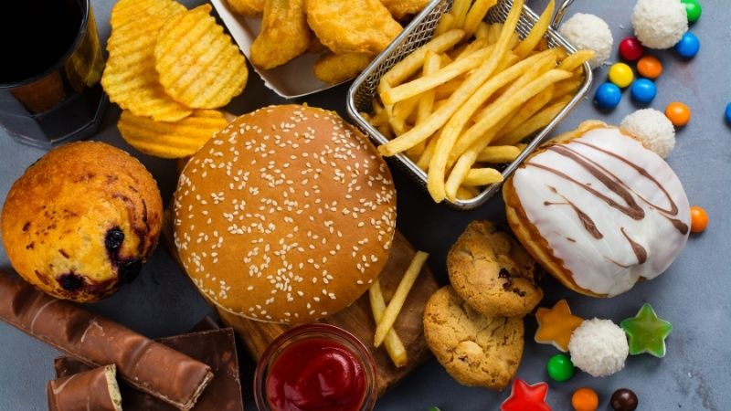 Binge Eating Therapy Fast Food