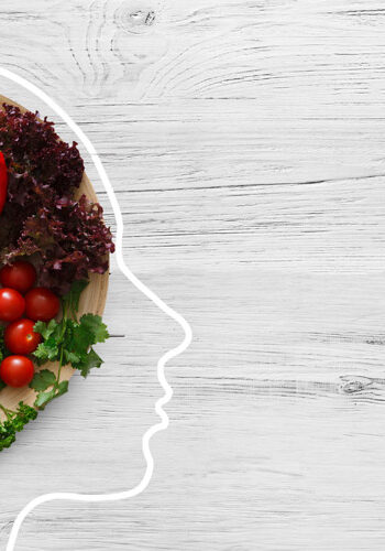 Mind behind weightloss uses power of your mind to lose weight for good image of plate of food
